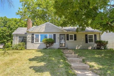 Single Family Home Show For Backups: 7301 Tracy Avenue