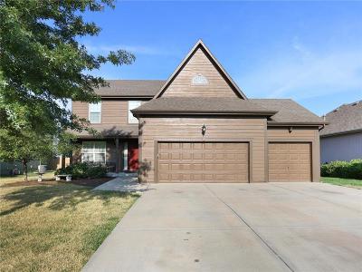 Gardner Single Family Home For Sale: 668 N Poplar Street