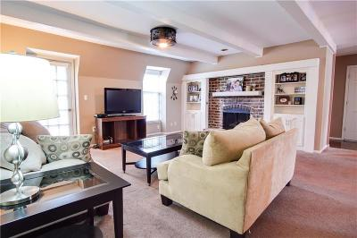 Overland Park Condo/Townhouse For Sale: 5713 Metcalf Court #42