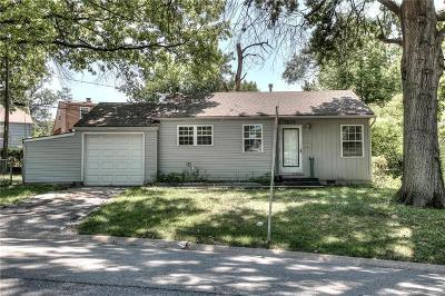 Single Family Home For Sale: 7601 Locust Street