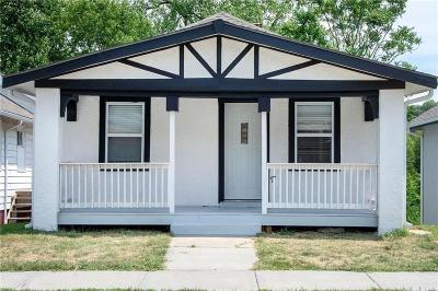 Single Family Home For Sale: 2533 Flora Avenue