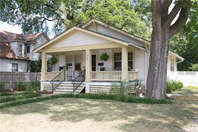 Olathe Single Family Home For Sale: 528 W Park Street