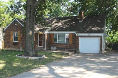 Single Family Home For Sale: 2423 W 75th Place