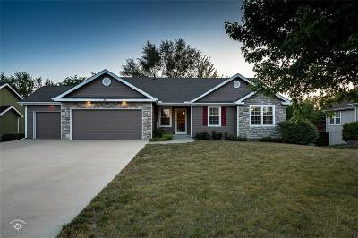 Baldwin City Single Family Home For Sale: 321 Blaze Boulevard