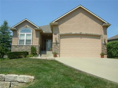 Blue Springs Single Family Home For Sale: 5125 SW Marguerite Street