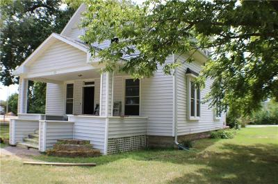 Bates County Single Family Home For Sale: 43 W Main Street
