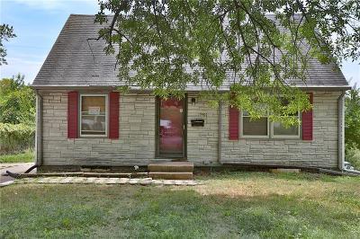 Kansas City Single Family Home Show For Backups: 7401 E 50th Street