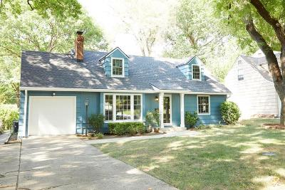 Single Family Home For Sale: 1268 W Gregory Boulevard