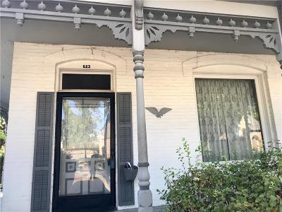 Leavenworth Single Family Home For Sale: 623 Seneca Street