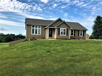 Garden City MO Single Family Home For Sale: $223,900