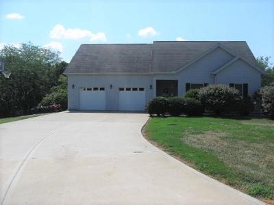 Single Family Home For Sale: 801 SE Hamby Lane