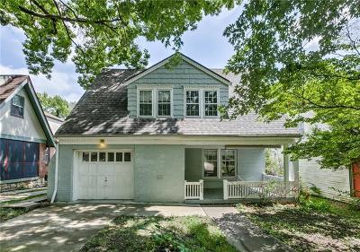 Single Family Home For Sale: 6721 Locust Street