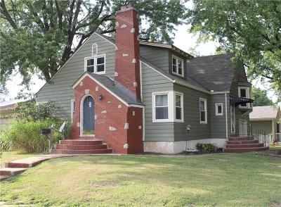 Bates County Single Family Home For Sale: 500 W Mill Street