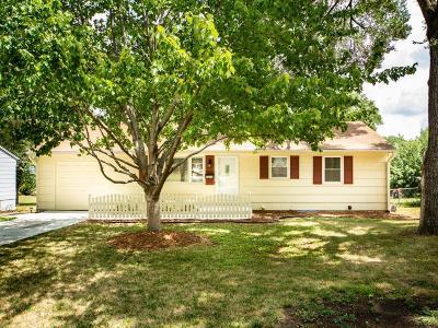 Overland Park Single Family Home For Sale: 7015 Broadmoor Street
