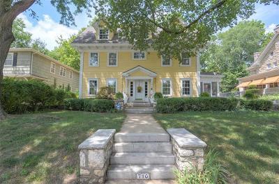Kansas City Single Family Home For Sale: 716 Gleed Terrace