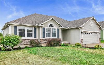 Basehor Single Family Home For Sale: 15421 Juniper Lane