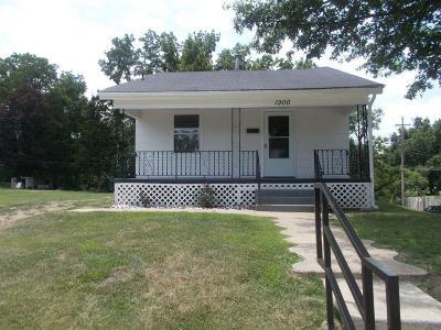 Kansas City Single Family Home For Sale: 1900 Ewing Avenue