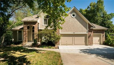 Shawnee Single Family Home For Sale: 16292 W 76th Terrace