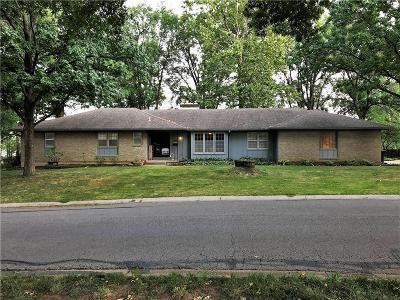 Blue Springs Single Family Home For Sale: 812 NW Hearnes Avenue