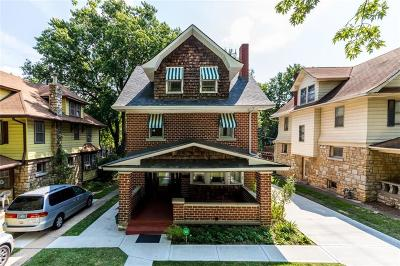 Wyandotte County Single Family Home For Sale: 417 N 17th Street
