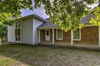 Oak Grove Single Family Home Contingent: 733 E Jw Cummins Road
