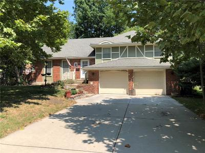 Shawnee Single Family Home For Sale: 11804 W 53rd Street