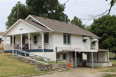 Single Family Home For Sale: 8510 Georgia Avenue