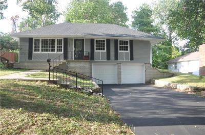 Single Family Home For Sale: 5732 Georgia Avenue