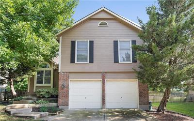 Overland Park Single Family Home For Sale: 6209 W 158th Terrace