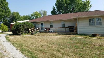 Smithville Single Family Home For Sale: 2480 Martin Road