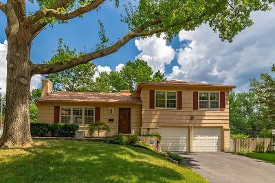 Overland Park Single Family Home Show For Backups: 10217 Reeds Drive