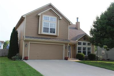 Raymore MO Single Family Home Sold: $209,950