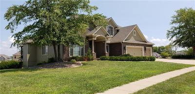 Platte City Single Family Home For Sale: 12855 N Apple Blossom Drive