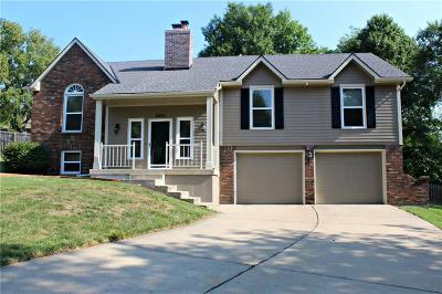Blue Springs Single Family Home For Sale: 2601 NW Fawn Drive