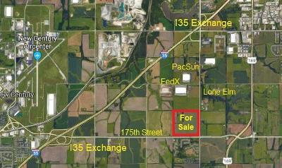 Residential Lots & Land For Sale: 21900 W 175th Street