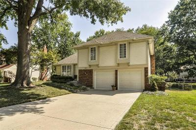 Overland Park Single Family Home For Sale: 9923 Bluejacket Drive
