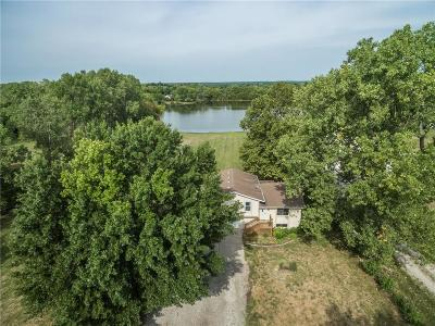 Spring Hill Single Family Home For Sale: 22026 S Lone Elm Road
