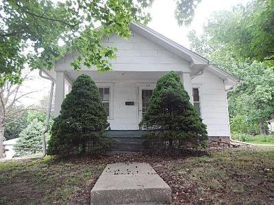 Carroll County Single Family Home For Sale: 16 W 10th Street