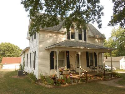 Dekalb County Single Family Home For Sale: 705 S Sloan Street