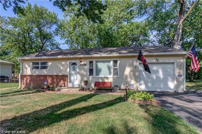 Single Family Home For Sale: 2936 N 78th Place