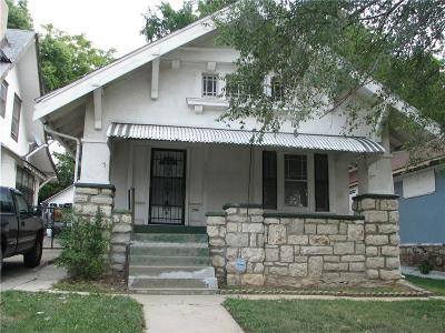 Kansas City Single Family Home For Sale: 4241 Prospect Avenue