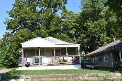 Kansas City Single Family Home For Sale: 7042 Bellefontaine Avenue