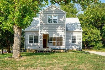 Clay County Single Family Home For Sale: 4000 NE Antioch Road