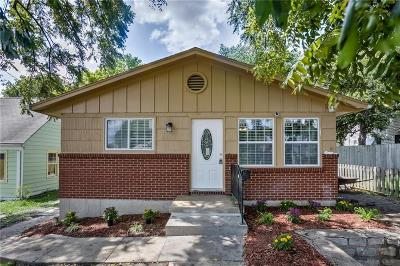 Independence Single Family Home For Sale: 632 S Crysler Avenue
