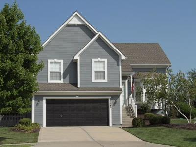 Olathe Single Family Home For Sale: 20640 W 123rd Court