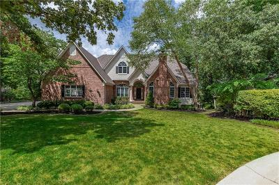 Olathe Single Family Home For Sale: 10787 S Cedar Niles Circle