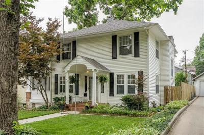 Kansas City Single Family Home For Sale: 25 W 57th Terrace