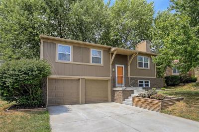 Olathe Single Family Home For Sale: 13024 Trenton Street