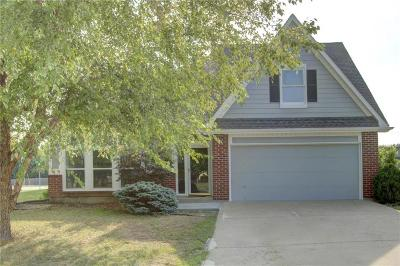Olathe Single Family Home For Sale: 15111 W 147 Street