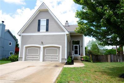 Olathe Single Family Home For Sale: 15380 S Darnell Street